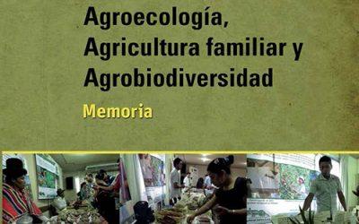 Taller regional de intercambio y evaluación de políticas públicas en matéria de Agricultura Familiar y Agroecología