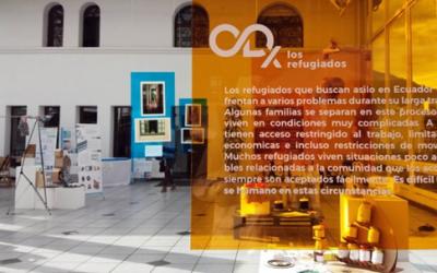 "SERVICIO JESUITA A REFUGIADOS: ""Diseño x refugiados"""