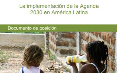 RIMISP: La implementación de la Agenda 2030 en América Latina