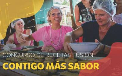 """BÉLGICA CONTIGO: CONCURSO DE RECETAS """"Contigo más Sabor"""""""