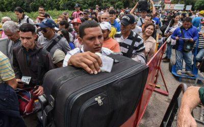 Venezuela: ACNUR presenta nuevas directrices de protección, ante la huida de venezolanos por América Latina