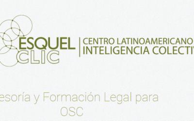 Fundación ESQUEL: Asesoría y Formación Legal para OSC