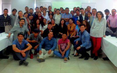 Este 21 de junio, se formará la Red Nacional de Jóvenes Emprendedores Rurales