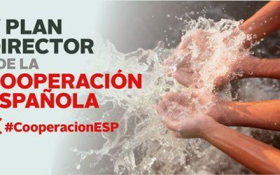 AECID: V PLAN DIRECTOR DE LA COOPERACIÓN ESPAÑOLA 2018 / 2021