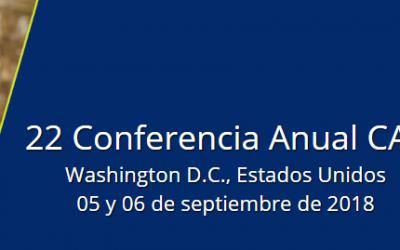 22da Conferencia Anual CAF: comercio, crecimiento, equidad, gobernabilidad y libertad de prensa