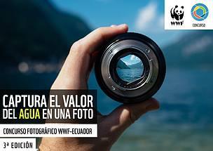 Concurso Fotográfico WWF-Ecuador: tercera edición