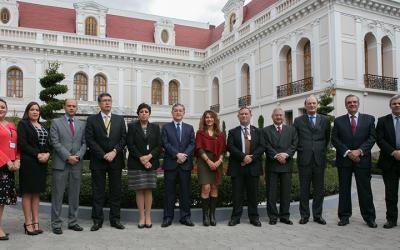 Con 18 puntos de común acuerdo se suscribió la 'Declaración de Quito sobre Movilidad Humana de ciudadanos venezolanos'