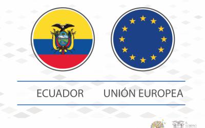 Ecuador y la Unión Europea afianzarán la cooperación durante la V Reunión de Consultas Políticas