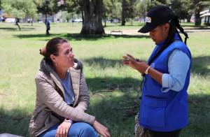 LA OIM PRESENTA LOS RESULTADOS DE LA CUARTA MATRIZ DE SEGUIMIENTO DE DESPLAZAMIENTO SOBRE POBLACIÓN VENEZOLANA EN ECUADOR