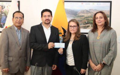 Ministerios del Ambiente y, de Agricultura y Ganadería lanzan fondos concursables para bioemprendimientos