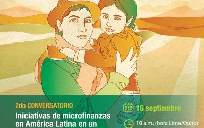 Helvetas-Fundación Avina: 2do Conversatorio de Microfinanzas en América Latina en un marco de Cambio Climático
